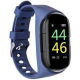 Cumpara ieftin Bratara Smart Fitness cu Casti Bluetooth InEar Techstar® M1 Bluetooth 5.0, HD TFT, Incarcare USB, Greutate 36g, Control Touch, Incarcare Magnetica, Al