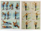 CERCETASII ROMANIEI 1913-1998   EXERCITII FIZICE EXERCITIILE CLUBULUI INDIAN