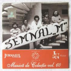 """CD - SEMNAL """"M""""- Muzica de colectie Vol. 60. Nou"""