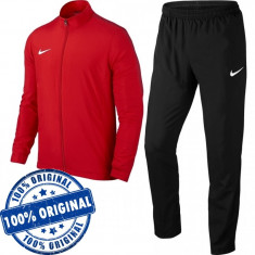 Trening Nike Academy pentru barbati - trening original - treninguri barbati, S, Rosu, Poliester