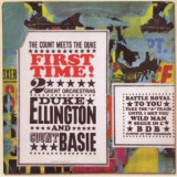 Duke Ellington Count Basie First Time!The Count Meets The Duke remaster (cd)