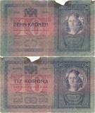 1904 ( 2 I ) , 10 kronen ( P-9 ) - Imperiul Austro-Ungar