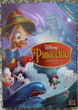 Film Pinochio dvd desene animat, Romana