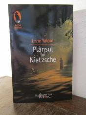 PLANSUL LUI NIETZSCHE-IRVIN D. YALOM foto