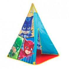 Cort de joaca pentru copii - Eroi in Pijamale, cort in stil indian