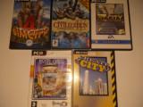 Joc PC x 5 - Lot 023