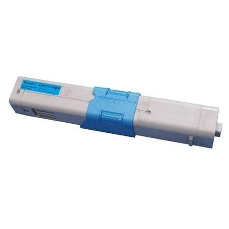 Cartus toner compatibil OKI C310 OKI C510 cyan 44469706