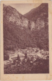 Baile Herculane vedere generala CP circulata ND(1948)