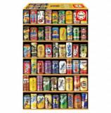 Cumpara ieftin Puzzle Cans Miniature, 1000 piese, Educa