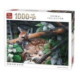 Puzzle 1000 piese Undercover
