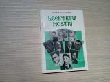 LEGIONARII NOSTRI - Ion Coja - Editura Kogaion,1997, 216 p., Alta editura