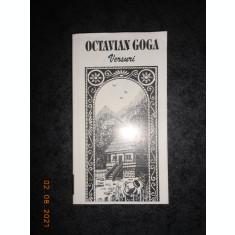 OCTAVIAN GOGA - VERSURI