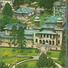 CPI B14593 - CARTE POSTALA - VEDERE DIN SLANIC MOLDOVA