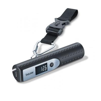 Cantar digital pentru bagaje Beurer LS50, functie de baterie, lanterna foto