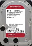 HDD intern WD, 3.5, 4TB, RED, SATA3, IntelliPower (5400rpm), 64MB, adv. format(AF), NASware