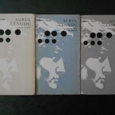 MIRCEA MALITA - AURUL CENUSIU 3 volume