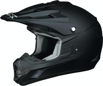 Casca Cross/ATV AFX FX-17 culoare negru mat marime XL Cod Produs: MX_NEW 01101754PE foto