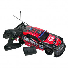 Masina Racing Drift- X Insane, scara 1:10, telecomanda, 6 ani+