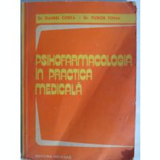 PSIHOFARMACOLOGIA IN PRACTICA MEDICALA DE DANIEL COSTA , TUDOR TOMA