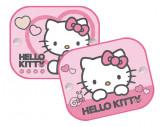 Parasolare auto laterale Hello Kitty 35x44cm, 2buc.