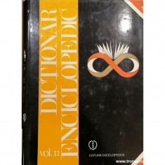 Dictionar enciclopedic volumul 2, D-G