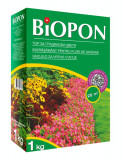 Ingrasamant BIOPON pentru flori de gradina 1kg