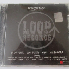 Rar! CD compilatie Hip-Hop 2003,Intercont Music prezinta cu mandrie Loop Records