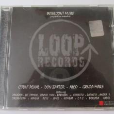 Rar! CD compilatie Hip-Hop 2003,Intercont Music prezinta cu mandrie Loop Records