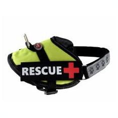 Ham pentru câini Rescue XS 30 - 40 cm, verde