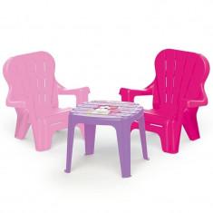 Set de masa cu scaune - Unicorn PlayLearn Toys
