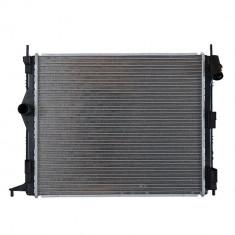 Radiator racire Dacia Logan Facelift 04.2008-2012 Si Sandero 2008-2014, Motorizare 1.2 55kw/1.6 Mpi 77 Kw Benzina, tip climatizare Manual, fara AC, di