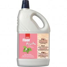 Detergent pentru pardoseli Sano Floor Fresh Jasmin, 2l