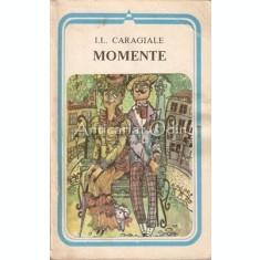 Momente - I. L. Caragiale
