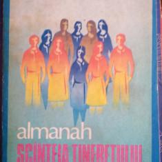 Almanahul Scânteia tineretului 1986