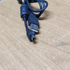 Cablu Usb - mini Usb 95cm #60601