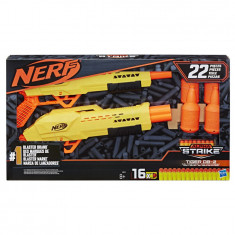 Set 2 blastere Nerf Alpha Strike Tiger DB2 cu tinte