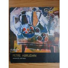 Petre Abrudan, Negoita Laptoiu