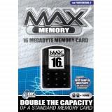 MAX Memory Card 16 MB, Card memorie
