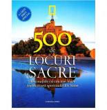 500 de Locuri Sacre - Set 4 carti |
