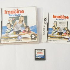 Joc consola Nintendo DS 3DS 2DS - Imagine Teacher - complet