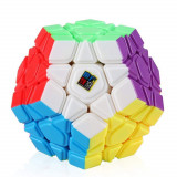 Cumpara ieftin Cub Rubik 3x3x3 Moyu Megaminx, MofangJiaoShi Stickerless