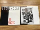 PRETENDERS - THE SINGLES  (1987,WEA,UK) vinil vinyl