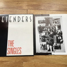 PRETENDERS - THE SINGLES  (1987,WEA,UK) vinil vinyl