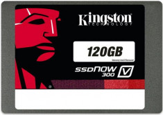 SSD Kingston Now V300, 120GB, SATA III 600 foto