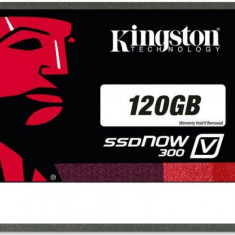 SSD Kingston Now V300, 120GB, SATA III 600