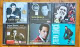 Col. 6 CD Stefan Banica Jr. (Cel De Acum, In Concert, Duete, Impreuna..)