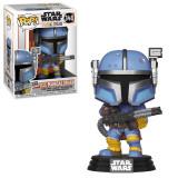 Figurina Pop! Star Wars: Mandalorian – Heavy Infantry Mandal