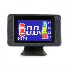 Senzori parcare cu display LCD 818