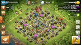 Cont Clash of Clans TH12 lvl 183