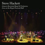 Steve Hackett Genesis Revisited Band Orchestra: Live (2cd+dvd)